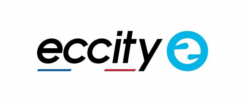 Logo eccity pour fond blanc
