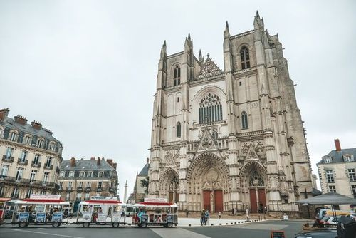 Nantes, Cathédrale de Saint-Pierre et Saint-Paul